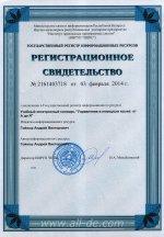 """Зарегистрированные ИР в НИРУП """"ИППС"""""""