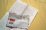Шаблон для написания близкого к официальному письма