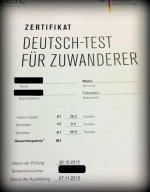 Лексический минимум DTZ